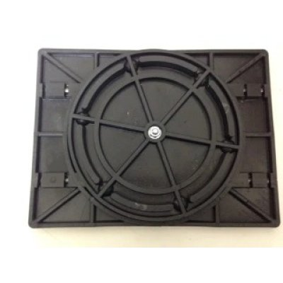 Photo3: No.S-29  Turntable(square, Small)* [2300g/40x30cm]