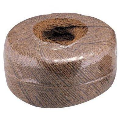 Photo1: No.1176  Hemp-palm rope brown 1000M [4kg]