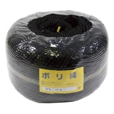Photo1: No.1180  Poley-rope 3mmx350mm [2kg/3x350M]