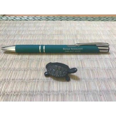 Photo1: No.TP0401  Turtle, small bronze