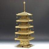 No.E7-015  Ornament of five-storied pagoda
