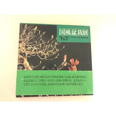 Photo1: No.KF63  Kokufu album 1989 (total 229 pages)